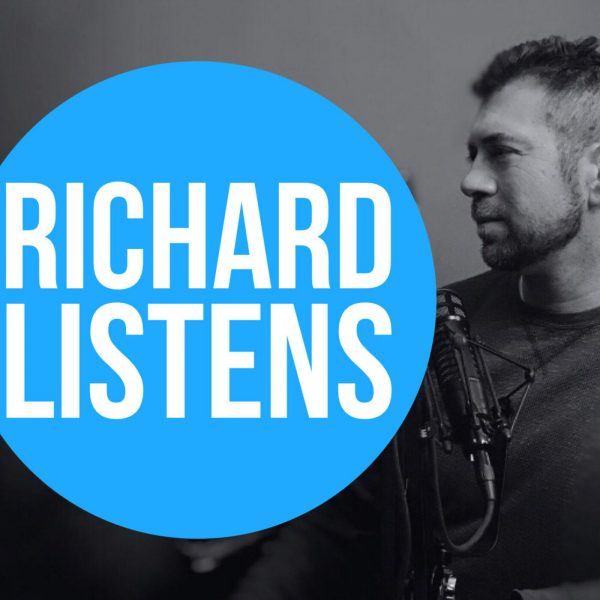 psychological effects of stress Richard Listens Podcast